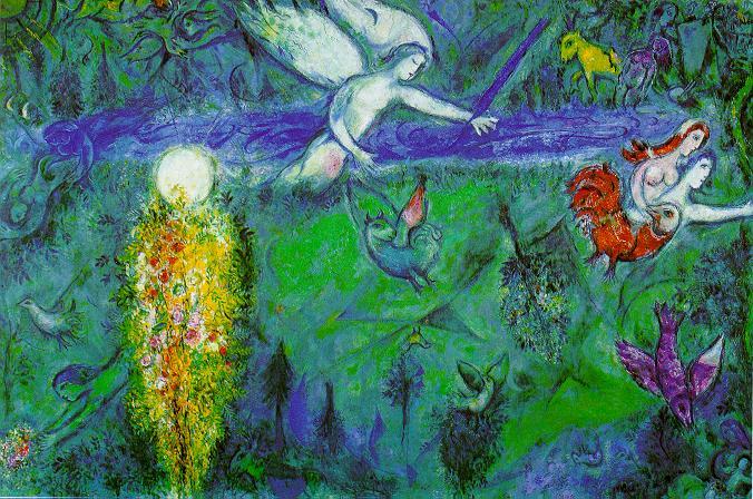 Адам и Ева изгоняются из Рая
