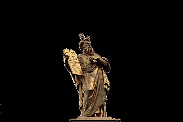 Статуя Моисея