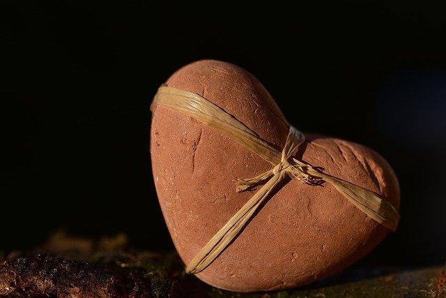 Глиняное сердце